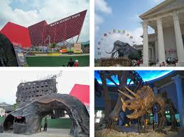 Museum satwa Dan Batu secret zoo